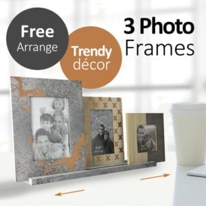 Picture frame - Primitives By Kathy Wooden Photo Clip