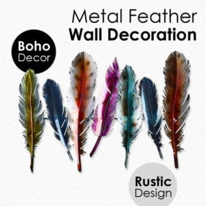 Feather - Wall