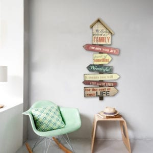 Wall decal - Sticker