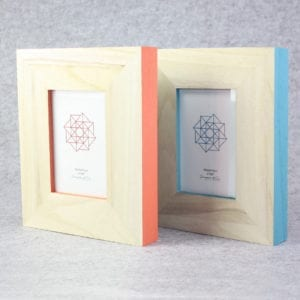 Picture frame - Meter