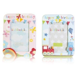 Picture frame - Birthday