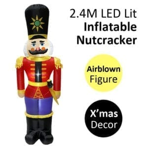 Decorative Nutcracker - Meter