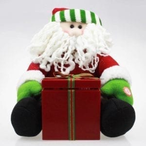 Christmas ornament - Stuffed toy