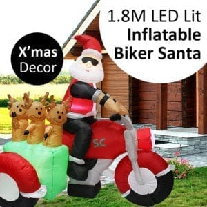 Inflatable - Christmas decoration