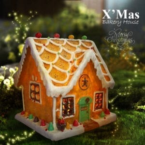 Gingerbread house - Christmas Day