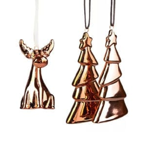 Christmas-Tree-Hanging-Copper-Ceramic-Ornaments