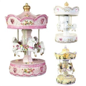 Carousel - Music box