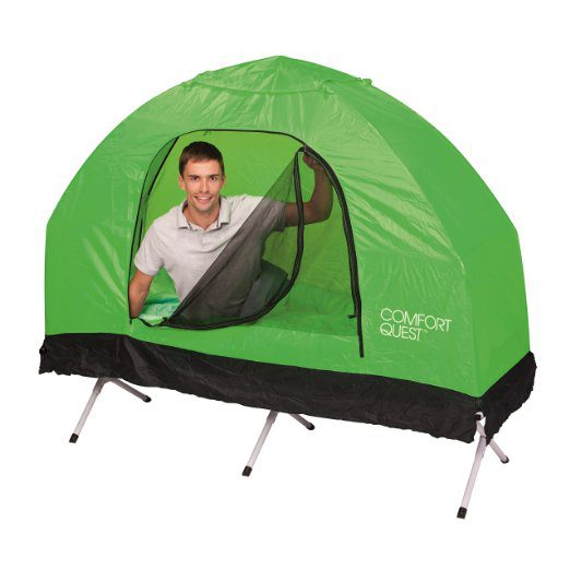 Tent - Camp bed