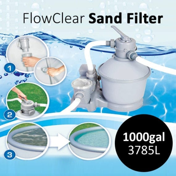 Water Filter - Swimming pool