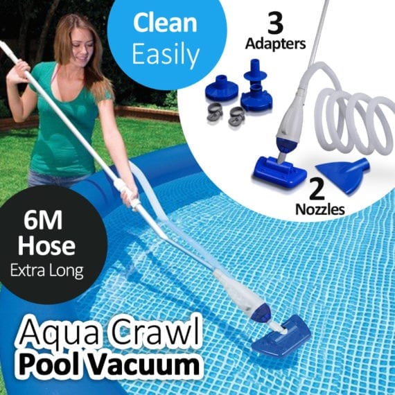 Swimming pool - Vacuum cleaner