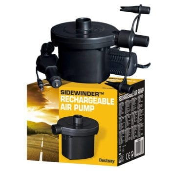BESTWAY 4.8V Rechargeable Side Winder Air Pump