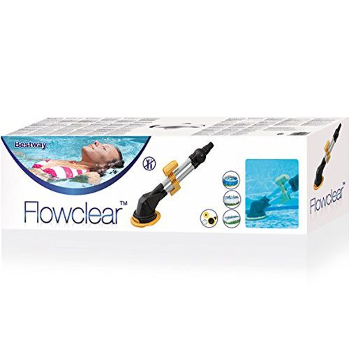 Swimming pool - Flowclear AquaClimb Automatic Pool Cleaner