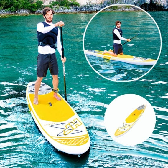 Bestway 3.2m Cruiser Tech Inflatable Stand Up Paddle Board