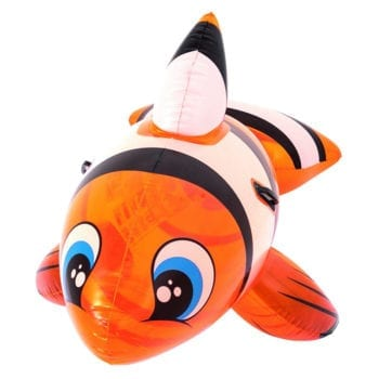Best Way Summer Clown Fish Ride - Bestway