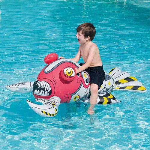 Bestway Inflatable Crush Claw Rider