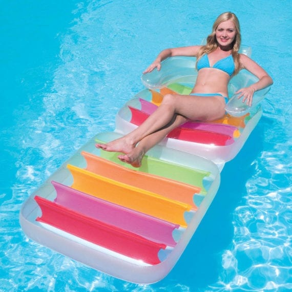 Swimming pool - Inflatable