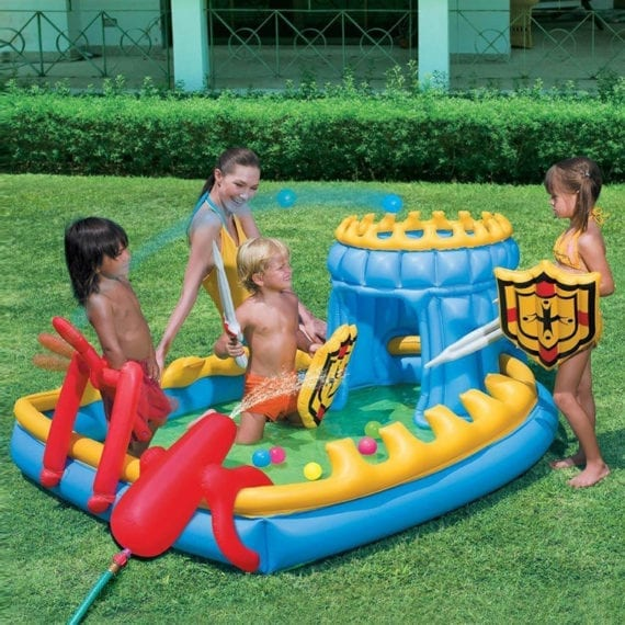 Bestway Inflatable Siege Play Pool