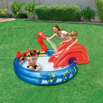 Bestway Inflatable Viking Play Pool