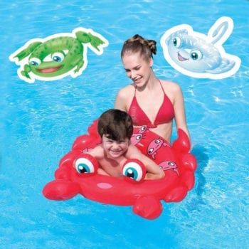 Swim ring - Inflatable