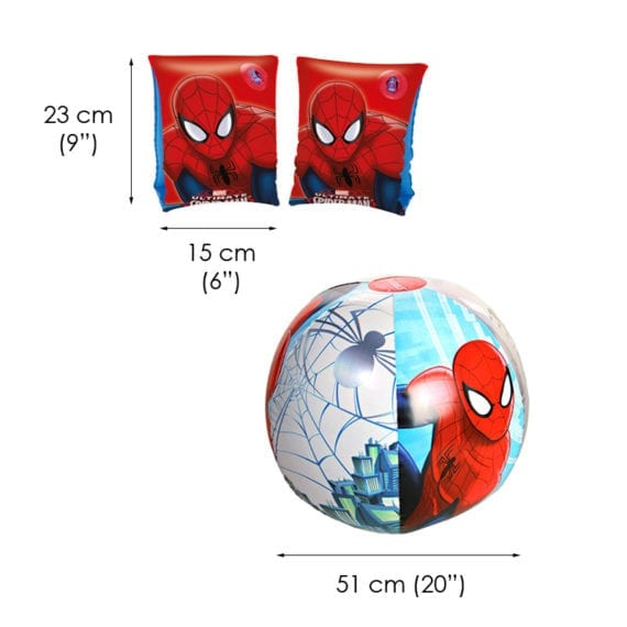 Spider-Man - Bestway Spiderman Arm Bands