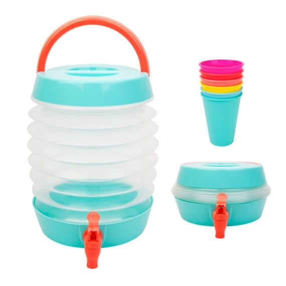 Sunnylife Drink Dispenser Turquoise