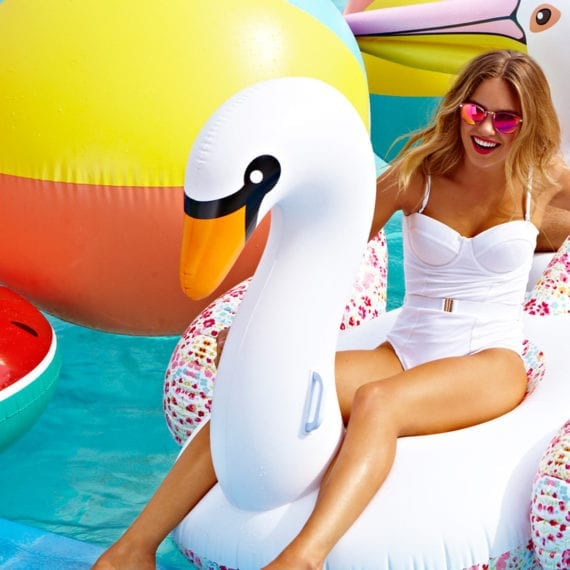 Pool float - Inflatable