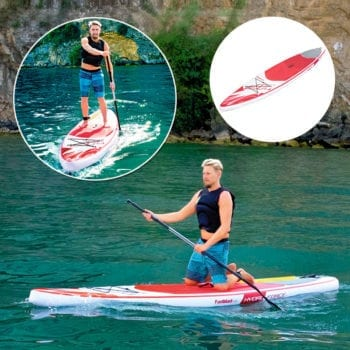 Bestway 3.81m fastblast Tech Inflatable Stand Up Paddle Board
