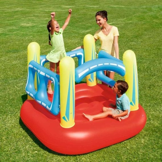 Bestway 1.57m x 1.47m x 1.19m Inflatable Bouncer