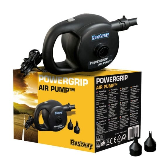 Bestway Sidewinder AC Power Grip Air Pump